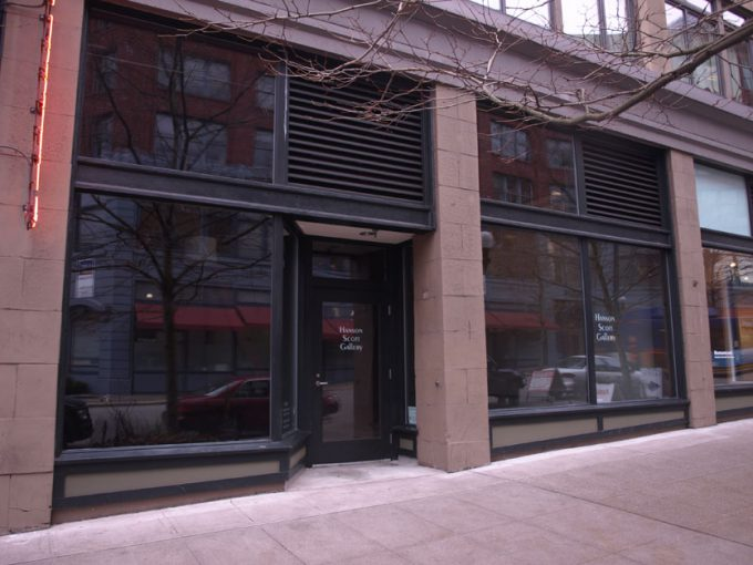 Storefront Gallery Available for Lease