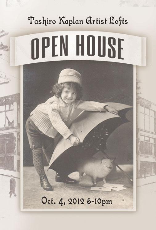 TK Lofts Open House, Oct. 4
